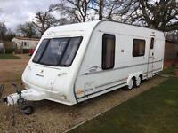 Compass 2001 4 berth in mint condition