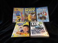 Peter Kay - 5 x DVDs