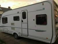 Abbey 2004 touring caravan for sale