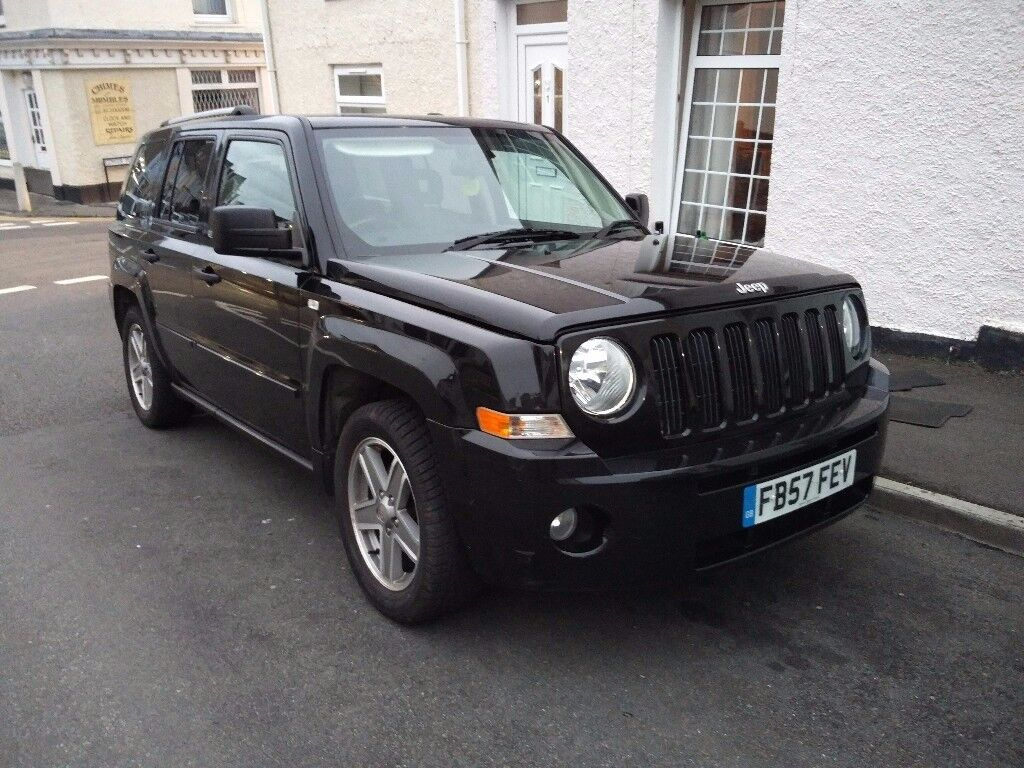 Jeep Patriot Limited 2.0 CRD