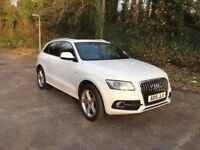 AUDI Q5 2.0 QUATTRO S LINE PLUS ONLY 22000 MILEAGE 1 OWNER