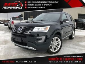 2017 Ford Explorer Limited AWD FULL - Cuir - Toit - GPS - Mags 2