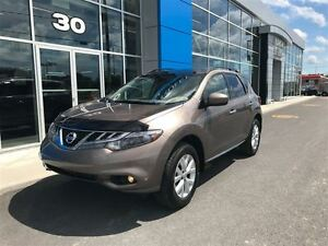 2012 Nissan Murano SL ** AWD ** CUIR TOIT PANORAMIQUE **
