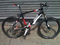 bmc hardtail mountian bike