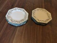 Eternal Beau side plates