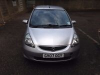 Honda Jazz Manual 1.4 i-DSI SE 5dr GV07OGY Very economical and reliable