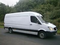 2008(58) MERCEDES SPRINTER 311CDI LWB, COMPANY OWNED FROM NEW, READY TO GO, CHEAPEST IN UK, NO VAT