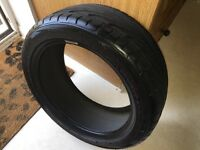 Toyo PROXES T1-R 195/45 R15 78V 2 tyres, very light use on back of car.