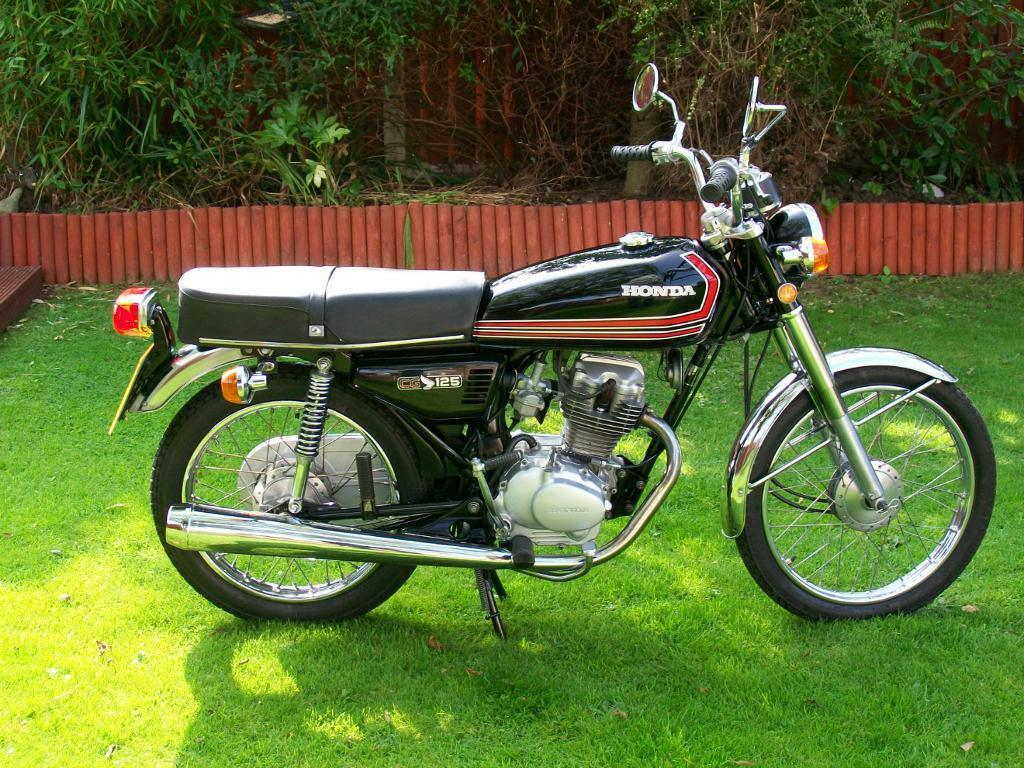 honda cg125 1978 classic japan built in barnsley south. Black Bedroom Furniture Sets. Home Design Ideas