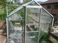 Greenhouse 8ft x 6ft