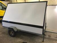A board trailer 8ftx4ft