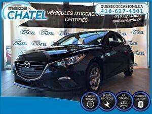 2014 Mazda Mazda3 Sport GX-SKY - MANUELLE - A/C - BLUETOOTH
