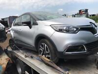 2017 RENAULT CAPTUR 1.2 BREAKING SPARES PARTS LONDON ESSEX