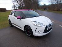 2013 62 CITREON DS3 1.6 E-HDI AIRDREAM DSTYLE PLUS 3 DOOR HATCHBACK CALL 07908275624