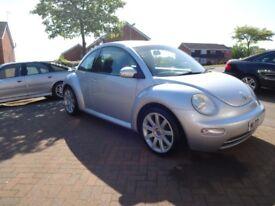 VW Beetle 2.0l (5 Speed Manual)