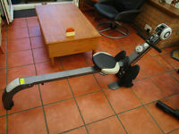 Pro Fitness Gym N Rowing Machine