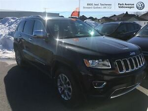 2015 Jeep Grand Cherokee Limited * Nouvel Arrivage* * 130$ / SEM