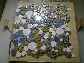 Pebble Mosaic tiles - complete box