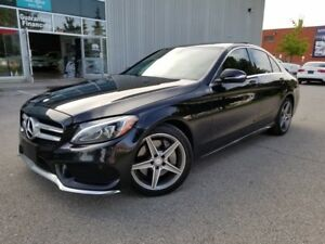 2015 Mercedes-Benz C-Class C300 4MATIC SPORT AMG PACKAGE