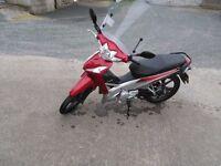 2013 honda scooter