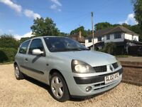 Renault Clio 16v 1.6 Dynamique+ spares and repairs
