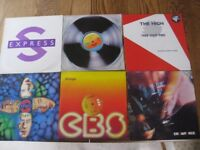 A Collection of 23 Rare 12 inch Singles