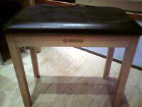 Yamaha Piano stool £35 ono