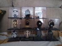 Collectible Star Wars Helmets
