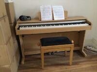 Yamaha Arius digital piano