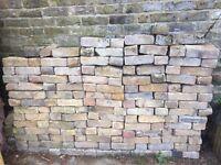 220 Metric Yellow Bricks - very similar to London Stock Yellow Bricks