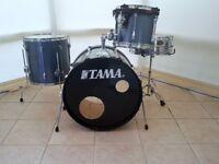 Tama Rockstar 4 Piece Drum Kit