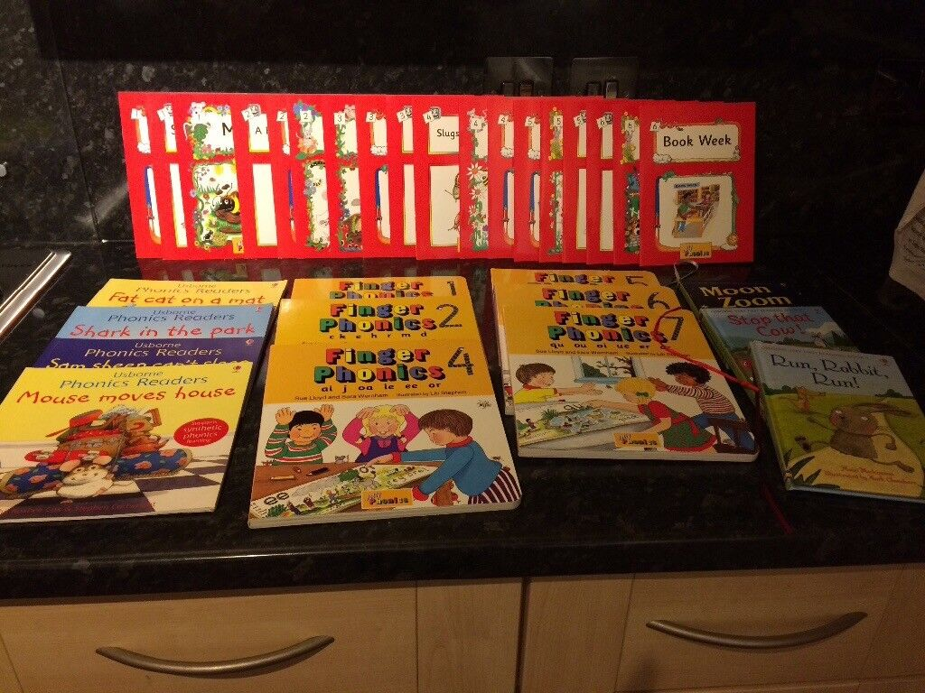 Jolly Phonics book collection