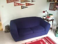 FREE! 2 seater used sofa bed, in good condition.