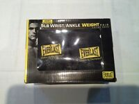 """""""Everlast"""" 5lb wrist/ankle weight, pair."""