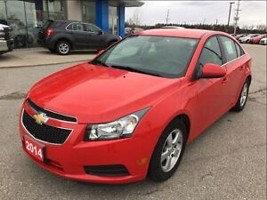 2014 Chevrolet Cruze Leather - Navigation - One Owner