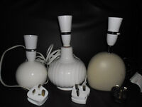 3 Lamp Base