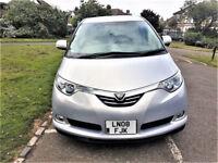 (Hybrid 7 Seater)- Toyota Estima Previa Hybrid 2.4 Automaic LUXURY 7 Seats -- Part Exchange OK CHEAP