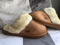 Ugg slippers Camel/ Tan Brand New Sizes 3,4,5,6 & 7