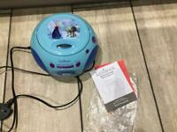 Frozen CD Radio