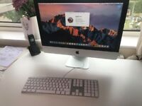 "iMac (Late 2012) 21.5"". i5 2.7ghz. 8GB RAM. 1TB HDD. Magic Mouse Good Condition"