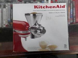 KitchenAid Grain Mill Stand Mixer Attachment