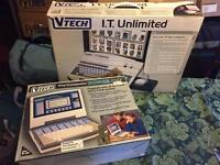 VTECH Pre Computer POWER PAD and I.T. Unlimited