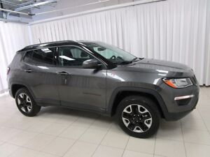 2017 Jeep Compass AT LAST, THE PERFECT CAR FOR YOU!! LIMITED 4X4
