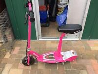 Razor e100 electric scooter excellent condition