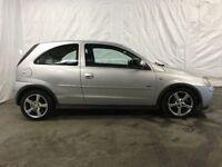 2004 Vauxhall Corsa 1.2i 16v Design 3dr **Full Years MOT**