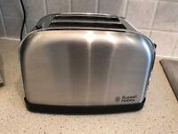 New Russell Hobbs toaster