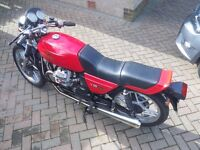 Moto Guzzi V50 Monza, 499cc, Restored Classic