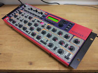 Nord Rack 3 virtual analogue synth, excellent condition (Nord Lead 3 in a rack).