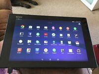 Sony Xperia tablet Z SGP321 rarely used