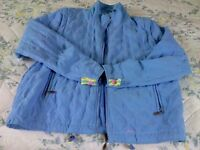 ladies Joules lightly quilted summer jacket